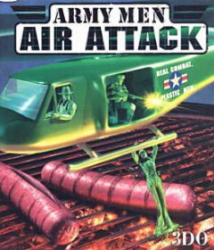 Cover Army Men: Air Attack