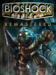 Cover BioShock Remastered