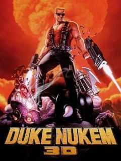Cover Duke Nukem 3D