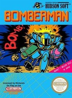 Cover Bomberman