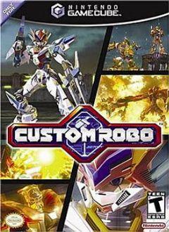 Cover Custom Robo