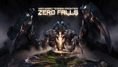 Cover Wayward Terran Frontier: Zero Falls