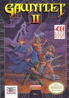 Cover Gauntlet II