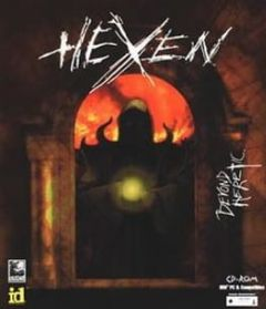 Cover Hexen: Beyond Heretic