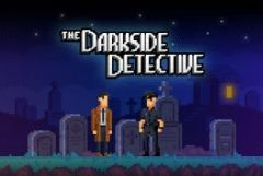 Cover The Darkside Detective