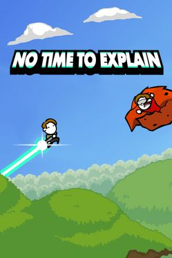 Cover No Time To Explain Remastered