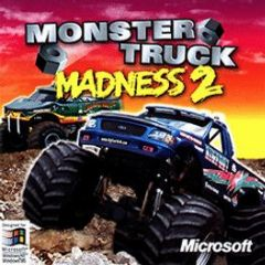 Cover Monster Truck Madness 2