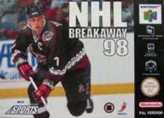 Cover NHL Breakaway 98