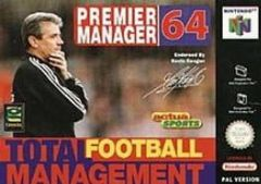 Cover Premier Manager: Ninety Nine