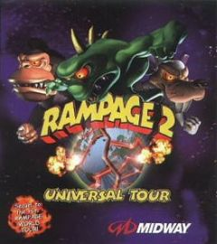 Cover Rampage 2: Universal Tour