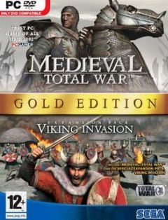 Cover MEDIEVAL: Total War – Gold Edition