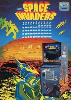 Cover Space Invaders