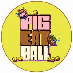 Cover Pig Eat Ball