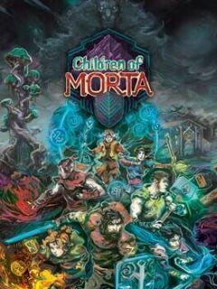 Cover Children of Morta