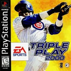 Cover Triple Play 2000