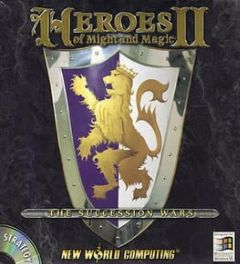 Cover Heroes of Might and Magic II: The Succession Wars