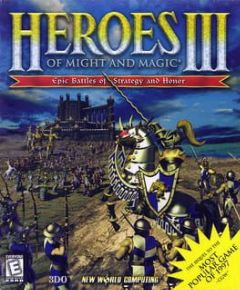 Cover Heroes of Might and Magic III: The Restoration of Erathia