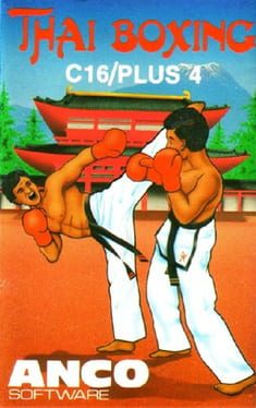 Cover Thai Boxing