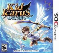 Cover Kid Icarus: Uprising