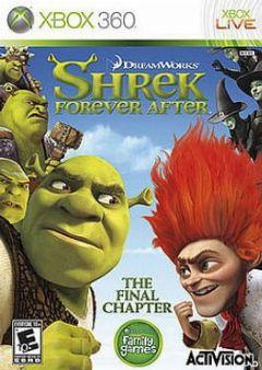 Cover Shrek Forever After