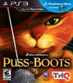 Cover Puss In Boots