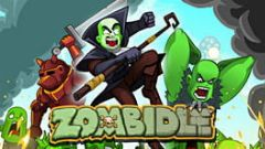 Cover Zombidle : REMONSTERED
