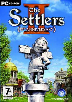 Cover The Settlers II: 10th Anniversary
