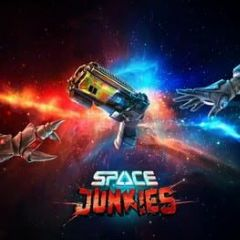 Cover Space Junkies