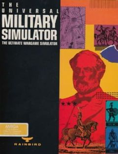 Cover UMS: The Universal Military Simulator