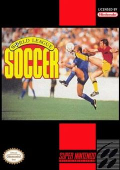 Cover World League Soccer
