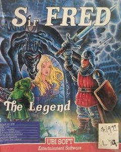 Cover Sir Fred