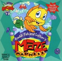 Cover Freddi Fish and Luther's Maze Madness