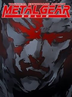 Cover Metal Gear Solid