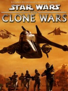 Cover Star Wars: The Clone Wars