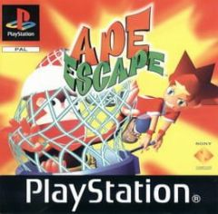 Cover Ape Escape