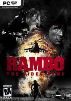 Cover Rambo: The Video Game