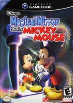 Cover Disney's Magical Mirror Starring Mickey Mouse