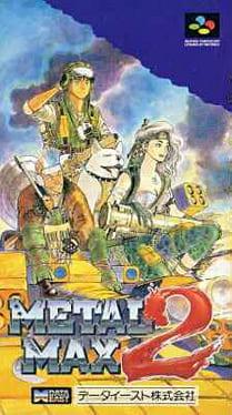 Cover Metal Max 2
