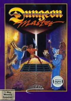 Cover Dungeon Master