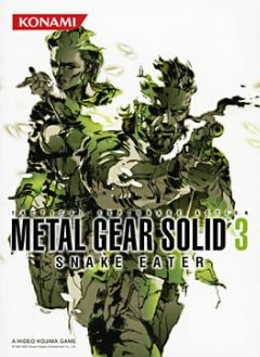 Cover Metal Gear Solid 3: Snake Eater