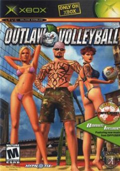Cover Outlaw Volleyball