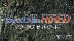 Cover Power of the Hired