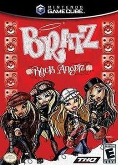 Cover Bratz: Rock Angelz