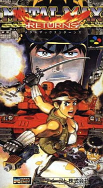 Cover Metal Max Returns