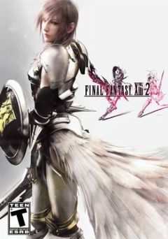 Cover Final Fantasy XIII-2