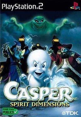 Cover Casper: Spirit Dimensions