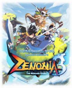 Cover Zenonia 3: The Midgard Story
