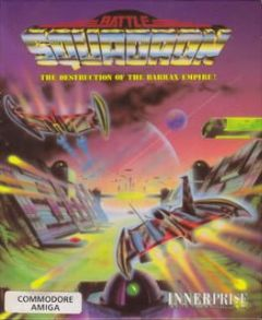 Cover Battle Squadron: The Destruction Of The Barrax Empire
