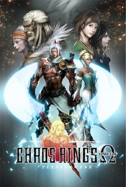 Cover Chaos Rings Omega