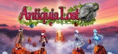 Cover Antiquia Lost